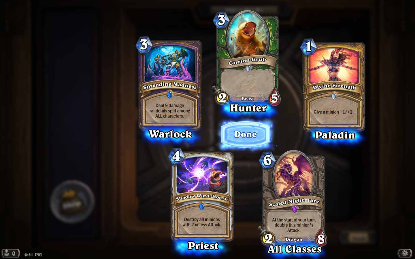 First Pack - 1 Epic, 2 Rares, ntb.