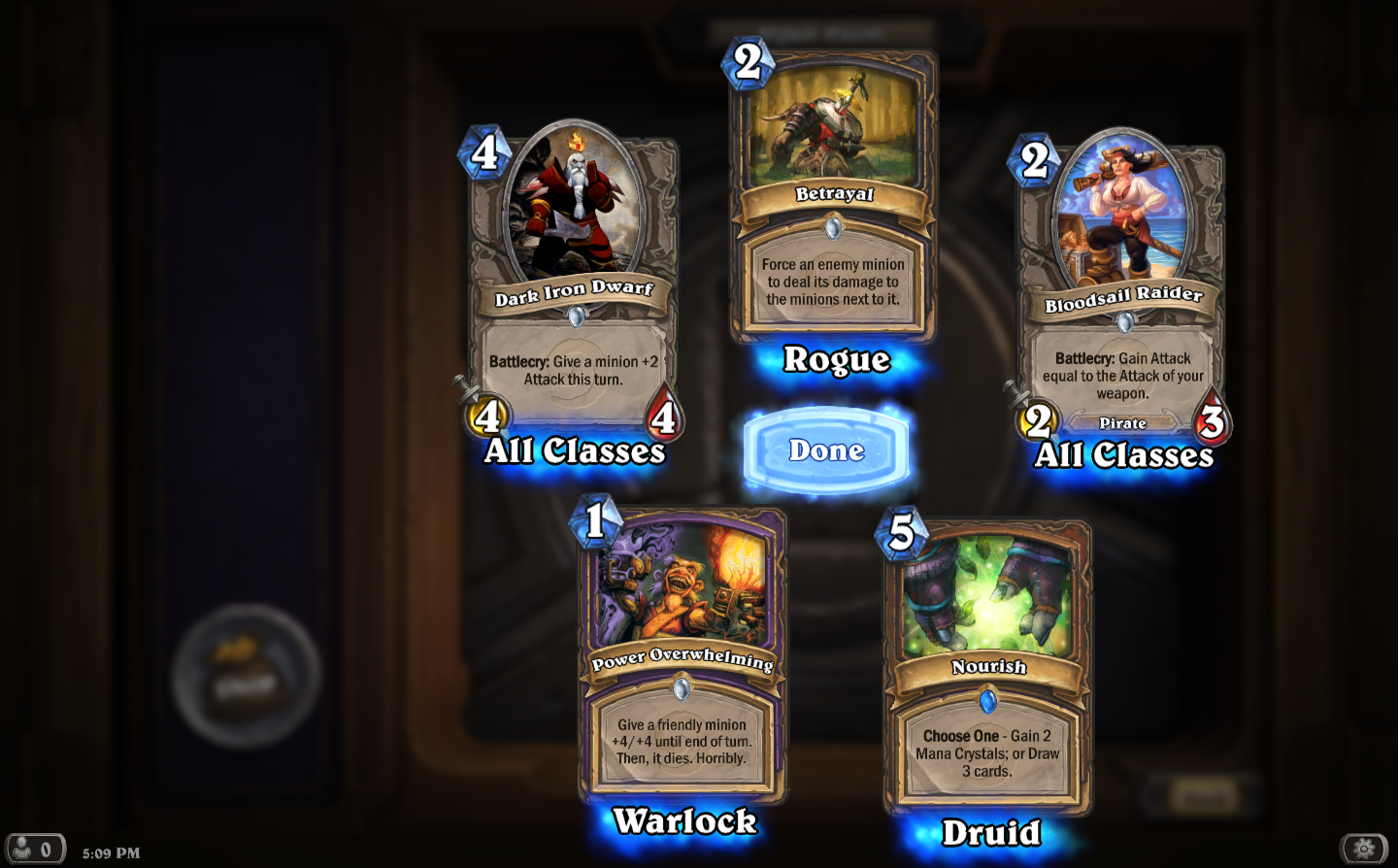 Tavern Brawl Pack