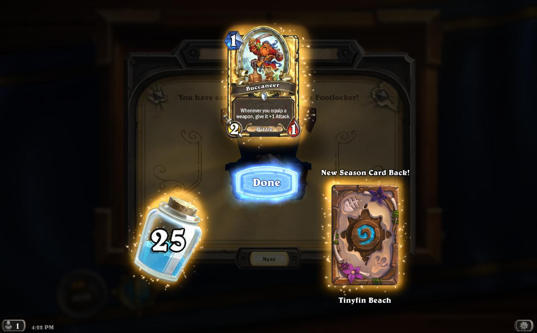 Rank 16 Rewards